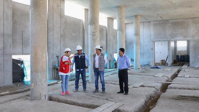 Ministra Barrios: En el tercer trimestre estará listo el nuevo desembarcadero pesquero de Ilo que beneficiará a 3.000 personas
