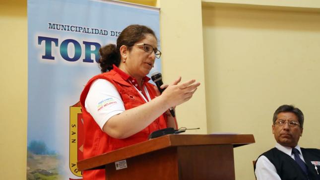 Minam trabajará conjuntamente con autoridades regionales de Moquegua para evaluar agua, aire y suelo de esa región