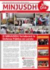 Ver informe Boletín semanal MINJUSDH del 09 al 15 de abril