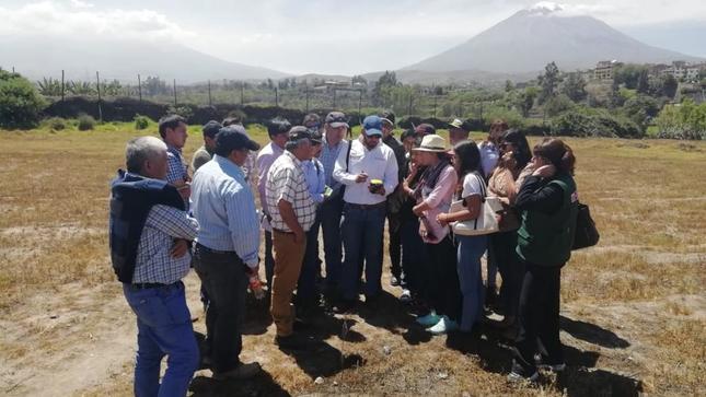 MINAGRI continúa fortalecimiento de capacidades de gobiernos regionales para acelerar la titulación de tierras rurales