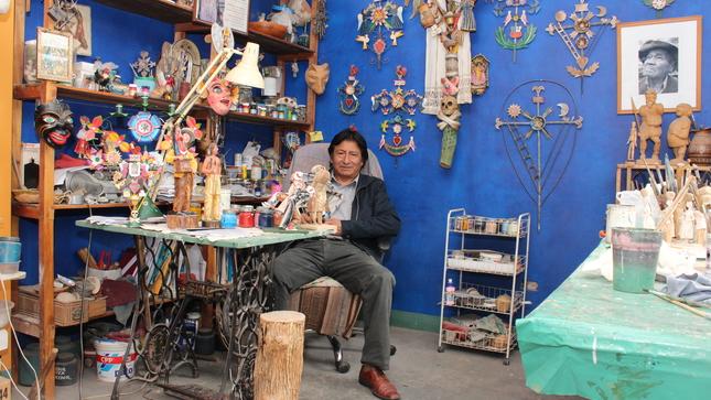 """Feria de exposición y venta """"Ruraq maki, hecho a mano""""  se realizará por primera vez en Junín"""