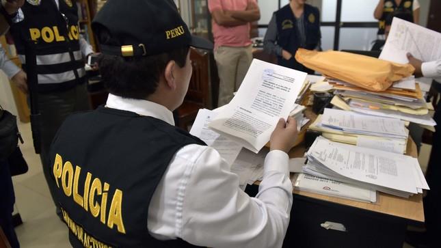 S/ 180 mil por concepto de reparación civil cobró el Estado a organizaciones criminales
