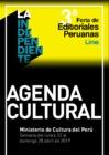 Ver informe Agenda Cultural - Semana del 22 al 28 de abril de 2019
