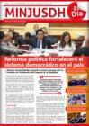 Ver informe Boletín semanal MINJUSDH del 16 al 22 de abril