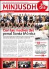 Ver informe Boletín semanal MINJUSDH del 07 al 13 de mayo