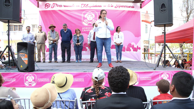 Ministra Lucía Ruíz: Alimentación de los peruanos proviene de la agricultura familiar y pone en valor nuestra biodiversidad