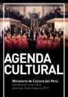 Ver informe Agenda Cultural - Semana del 20 al 26 de mayo de 2019