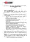 Ver informe ROF - Reglamento de Organización y Funciones del Ministerio de la Mujer y Poblaciones Vulnerables - MIMP
