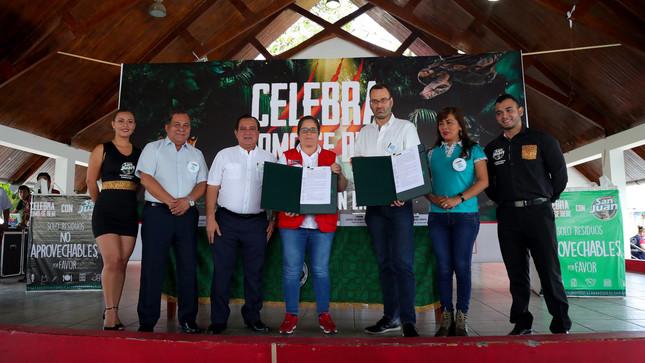 Ucayali: Minam y empresa Backus firman Acuerdo de Producción Limpia para minimizar la generación de residuos sólidos