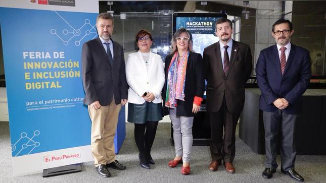 Ministerio de Cultura lanzó primera Hackathon para promover el uso de la tecnología en la conservación del Patrimonio Cultural