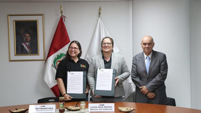 Minam y Asociación Amazónicos por la Amazonía unen esfuerzos para conservar los recursos naturales