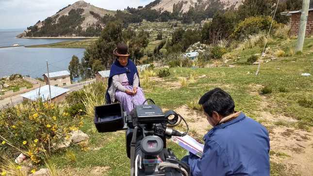 """Ministerio de Cultura presenta ciclo de documentales """"Voces y Creaciones"""""""