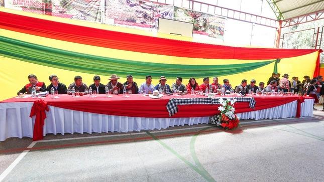 Se instaló Comisión Multisectorial para el desarrollo de la provincia de Cotabambas y del distrito de Progreso en Apurímac