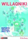 Ver informe Willaqniki N° 5 - 2019: Reporte mensual mayo 2019