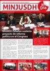 Ver informe Boletín semanal MINJUSDH del 04 al 10 de junio