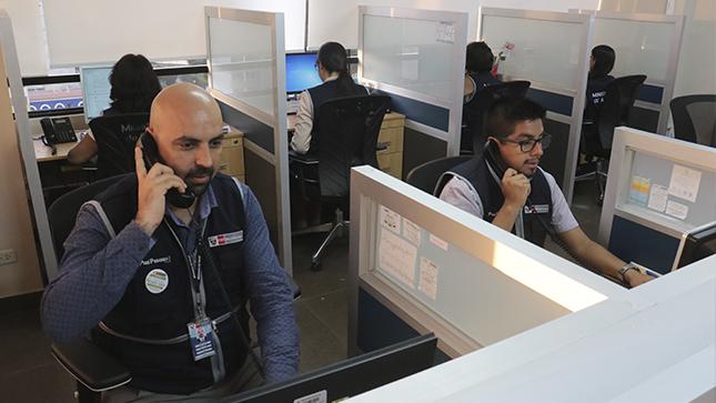 Línea gratuita 113 Salud del Minsa atendió más de 400 llamadas sobre el Síndrome Guillain-Barré