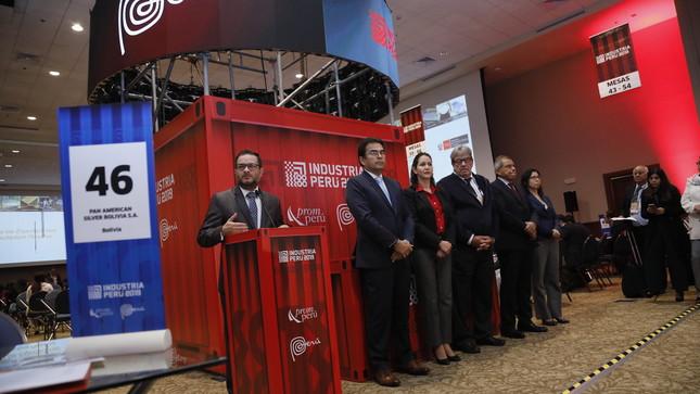 Industria Perú 2019 espera concretar negocios por US$ 104 millones