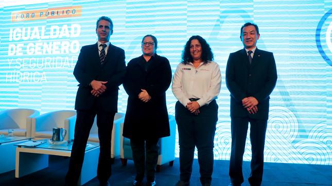 Ministra del Ambiente: Estamos promoviendo la igualdad para compartir derechos y responsabilidades frente al cambio climático
