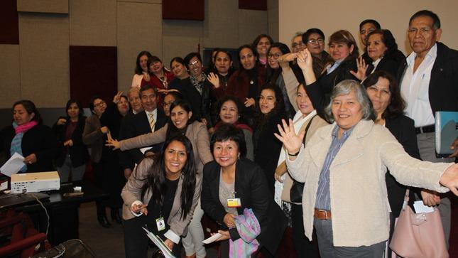 MIMP articula con las Demuna y sector educación para implementar acciones contra el bullyng