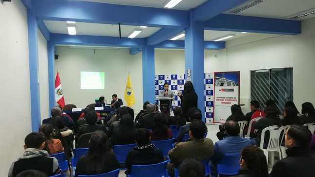 Independencia: Centro de Estudios del MINJUSDH brindó  conferencia sobre la Ley de Procedimiento Administrativo General