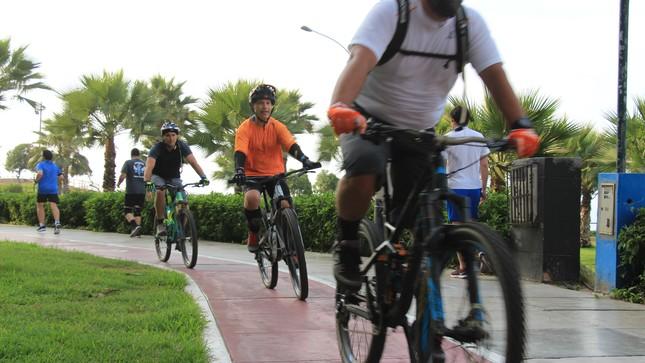 Ministerios y Municipalidad de Lima comprometidos con reglamentar ley que promueve el uso de la bicicleta