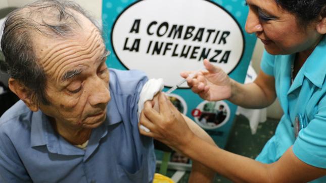 Vacuna contra la influenza protege contra cepas  AH1N1, AH3N2 y B
