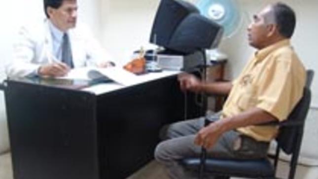 el tumor, inicialmente en la próstata, es tratable
