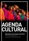 Ver informe Agenda Cultural - Semana del 13 al 19 de julio de 2019