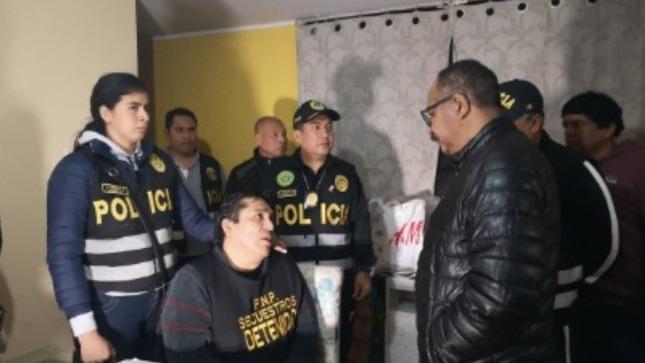 """Ministro Morán tras captura de Goro: """"Hemos cumplido con la familia Nolasco y con el país"""""""