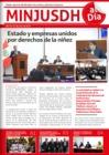 Ver informe Boletín semanal MINJUSDH del 9 al 15 de julio