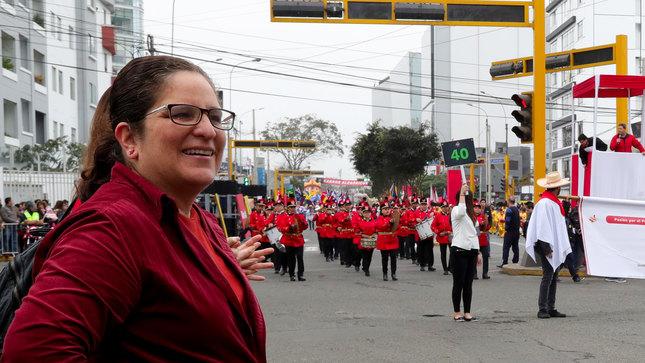 Ministra del Ambiente Lucia Ruiz destaca compromiso de empresas privadas para desarrollar negocios sostenibles