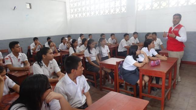 MINJUSDH fortalece programa de formación de  promotores de derechos humanos a nivel nacional