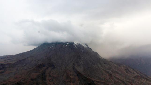 Expertos de organismos especializados del Minam se acercan a zona del volcán Ubinas