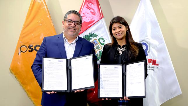 OSCE y Sunafil firman convenio de cooperación interinstitucional
