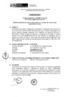 Ver informe Comunicado e Informe Técnico Nº 015-2019-MIMP/OGA-OAS-CP