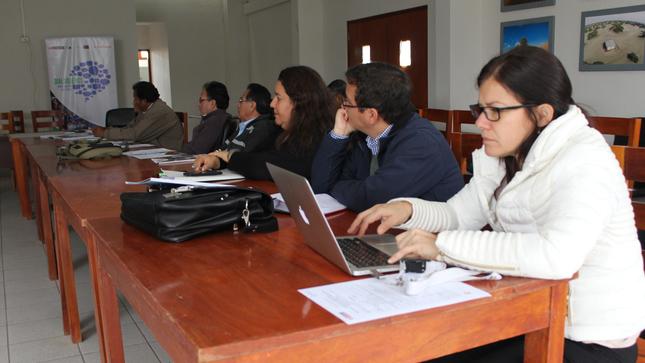Lambayeque establece acciones prioritarias de adaptación y mitigación frente al cambio climático con miras al 2030