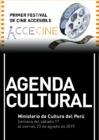 Ver informe Agenda Cultural - Semana del 17 al 23 de agosto de 2019