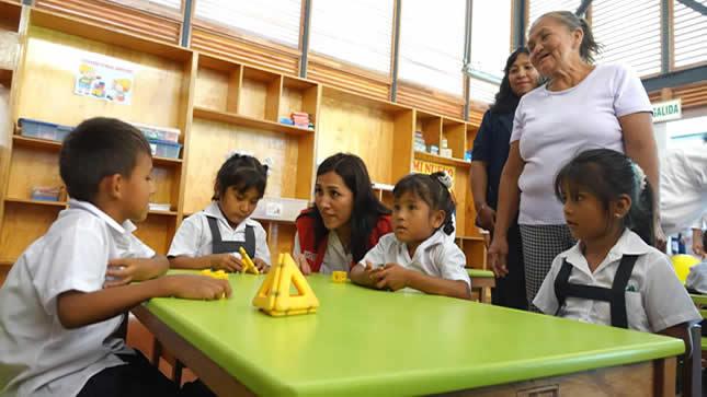 500 alumnos de Madre de Dios tendrán modernos colegios