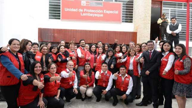 Lambayeque: MIMP crea servicio especializado para niñas, niños y adolescentes en desprotección familiar