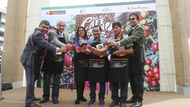 Café peruano: Meta al 2021 es elevar a kilo y medio su consumo per cápita anual
