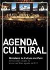 Ver informe Agenda Cultural - Semana del 24 al 30 de agosto