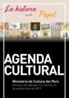 Ver informe Agenda Cultural - semana del 7 al 13 de setiembre