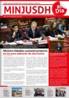 Ver informe Boletín semanal MINJUSDH del 3 de al 9 de setiembre