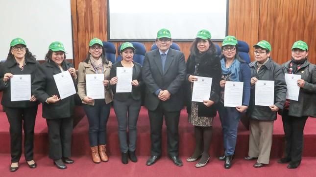 IPEN se suma al impulso de la ecoeficiencia en el sector Energía y Minas