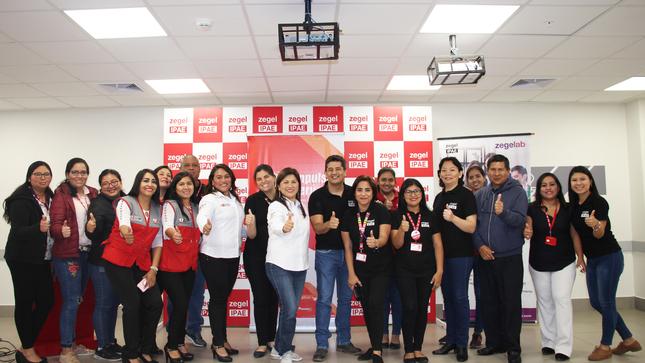 Impulsa Perú firma convenio y certifica competencias laborales de 170 personas en Ica