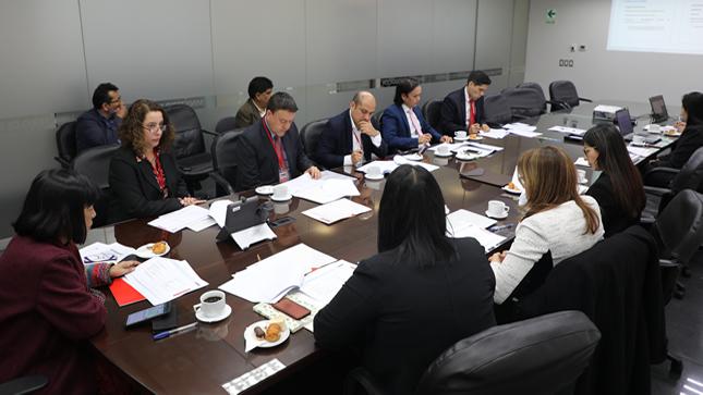 Instalan grupo de trabajo multisectorial público-privado para desarrollar Marco Nacional de Cualificaciones