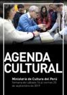 Ver informe Agenda cultural - semana del 14 al 21 de setiembre