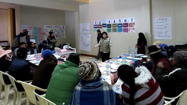 Se han invertido más de un millón de soles para mejorar acceso de servicios públicos a la ciudadanía quechuahablante