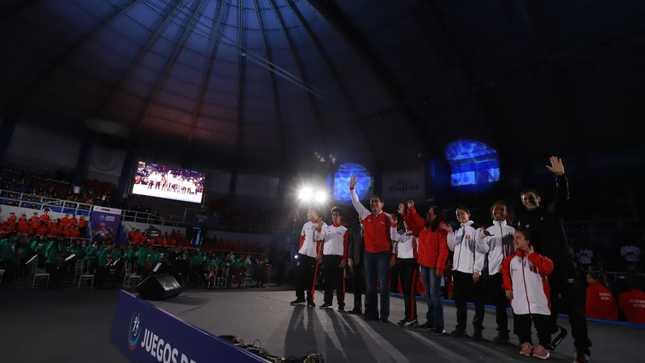 Presidente Vizcarra: Juegos Deportivos Escolares Nacionales serán motivo de integración para los peruanos