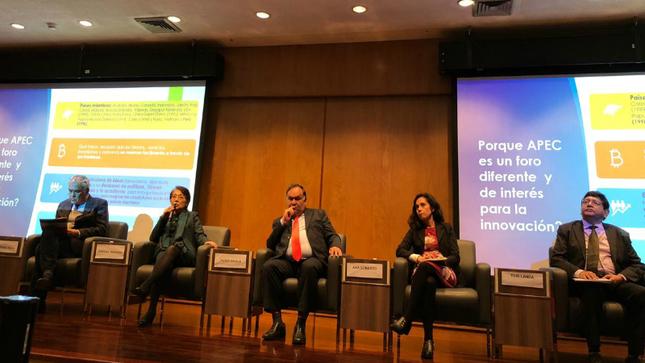 Cancillería llevó a cabo conversatorio sobre sinergias para la innovación en el Perú en la integración con el Asia Pacífico